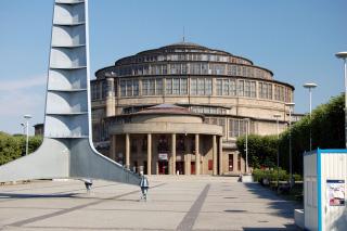 Centenial Hall, Wroclaw